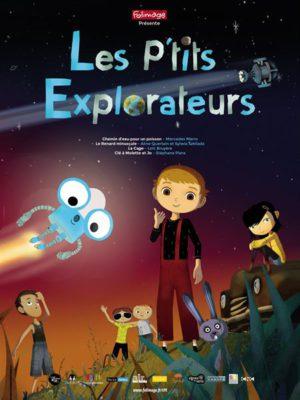Affiche du film Les p'tits explorateurs