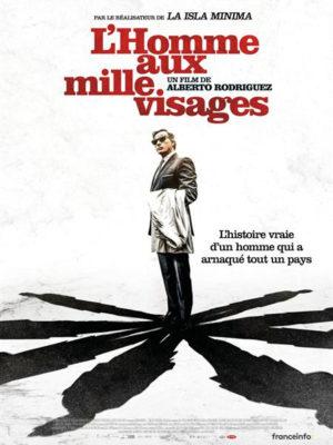 Affiche du film L'homme aux milles visages