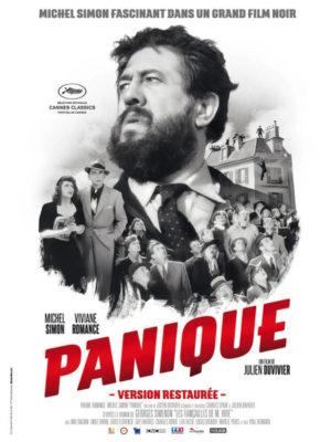 Affiche du film Panique