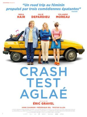 Affiche du film Crash test Aglaé