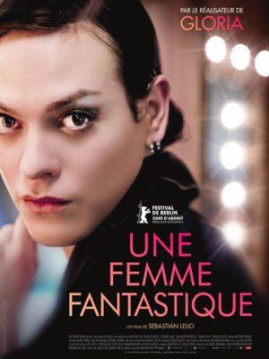 Affiche du film Une femme fantastique